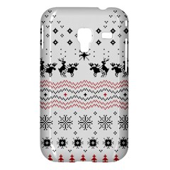 Ugly Christmas Humping Samsung Galaxy Ace Plus S7500 Hardshell Case