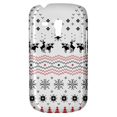 Ugly Christmas Humping Samsung Galaxy S3 MINI I8190 Hardshell Case
