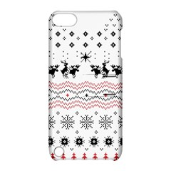 Ugly Christmas Humping Apple iPod Touch 5 Hardshell Case with Stand
