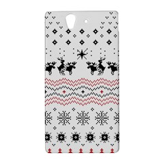 Ugly Christmas Humping Sony Xperia Z