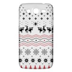 Ugly Christmas Humping Samsung Galaxy Mega 5.8 I9152 Hardshell Case