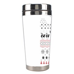 Ugly Christmas Humping Stainless Steel Travel Tumblers