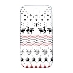 Ugly Christmas Humping Samsung Galaxy S4 I9500/i9505  Hardshell Back Case
