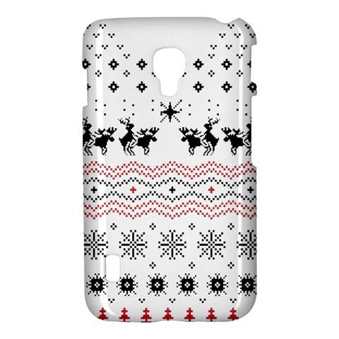 Ugly Christmas Humping LG Optimus L7 II