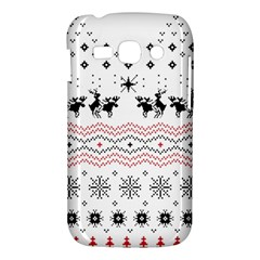 Ugly Christmas Humping Samsung Galaxy Ace 3 S7272 Hardshell Case