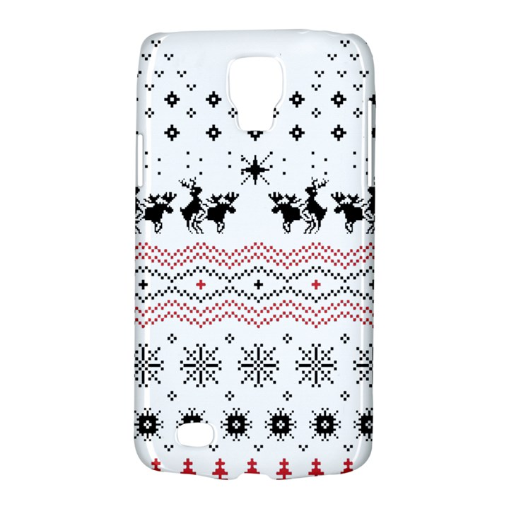 Ugly Christmas Humping Galaxy S4 Active