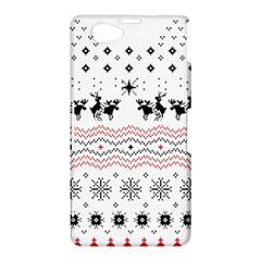 Ugly Christmas Humping Sony Xperia Z1 Compact