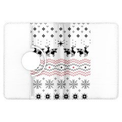 Ugly Christmas Humping Kindle Fire HDX Flip 360 Case