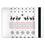 Ugly Christmas Humping Samsung Galaxy Tab Pro 12.2  Flip Case Front