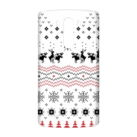 Ugly Christmas Humping LG G3 Back Case