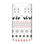 Ugly Christmas Humping LG G3 Back Case Front