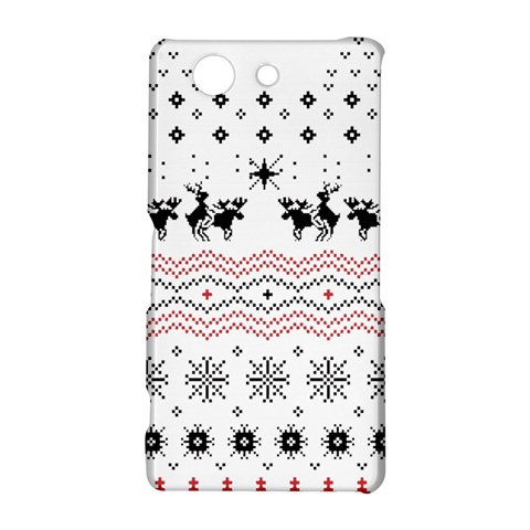 Ugly Christmas Humping Sony Xperia Z3 Compact