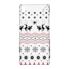 Ugly Christmas Humping Sony Xperia Z3