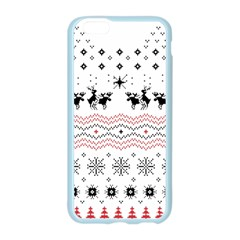Ugly Christmas Humping Apple Seamless iPhone 6/6S Case (Color)