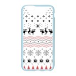 Ugly Christmas Humping Apple Seamless iPhone 6/6S Case (Color) Front