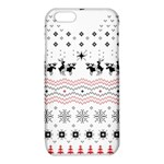 Ugly Christmas Humping iPhone 6/6S TPU Case Front