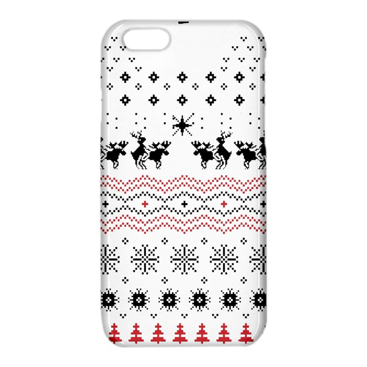 Ugly Christmas Humping iPhone 6/6S TPU Case
