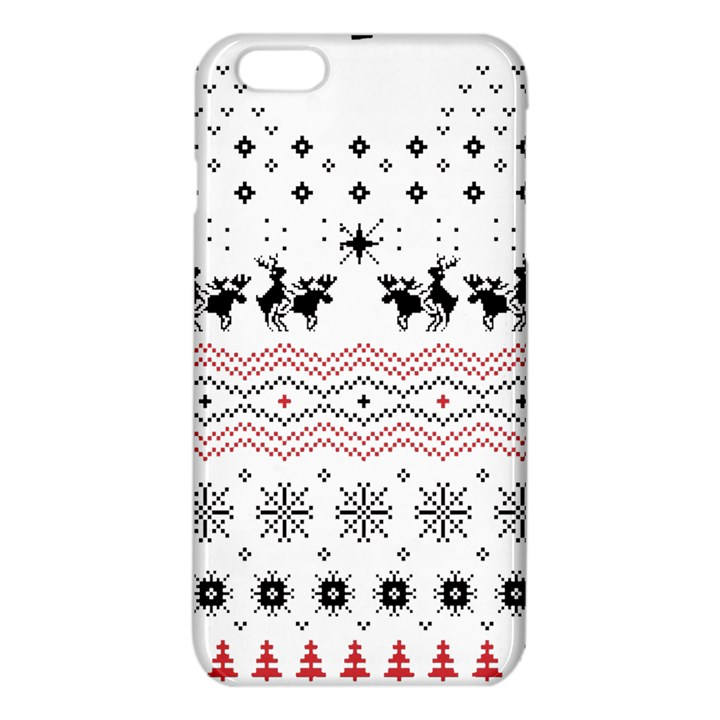 Ugly Christmas Humping iPhone 6 Plus/6S Plus TPU Case