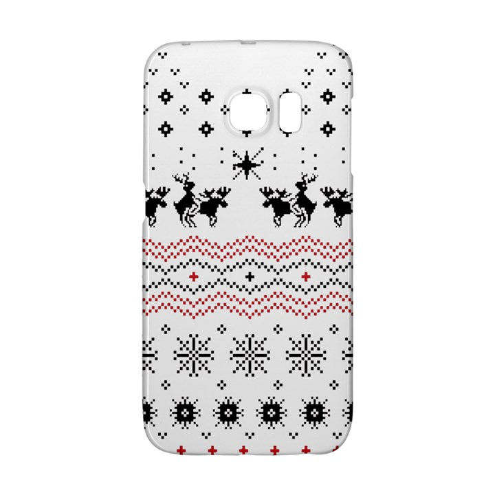 Ugly Christmas Humping Galaxy S6 Edge
