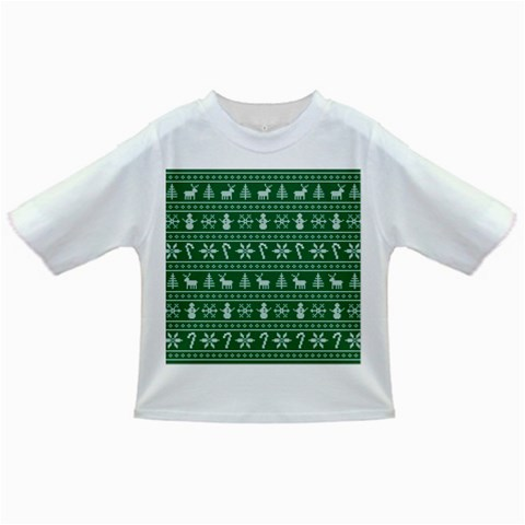 Ugly Christmas Infant/Toddler T-Shirts