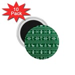 Ugly Christmas 1.75  Magnets (10 pack)  Front