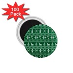 Ugly Christmas 1.75  Magnets (100 pack)  Front