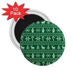 Ugly Christmas 2.25  Magnets (10 pack)  Front