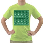 Ugly Christmas Green T-Shirt Front