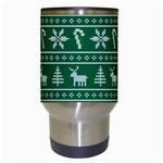 Ugly Christmas Travel Mugs (White) Center
