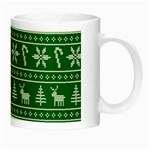 Ugly Christmas Night Luminous Mugs Right