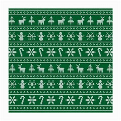 Ugly Christmas Medium Glasses Cloth