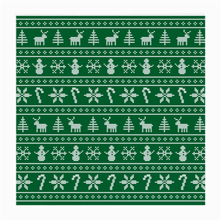 Ugly Christmas Medium Glasses Cloth (2-Side)