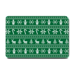 Ugly Christmas Small Doormat