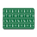 Ugly Christmas Small Doormat  24 x16 Door Mat - 1