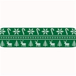 Ugly Christmas Large Bar Mats 34 x9.03 Bar Mat - 1