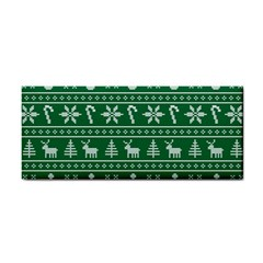 Ugly Christmas Hand Towel
