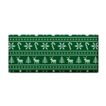 Ugly Christmas Hand Towel Front