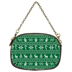 Ugly Christmas Chain Purses (One Side)