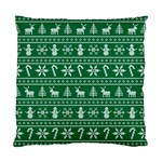 Ugly Christmas Standard Cushion Case (Two Sides) Front