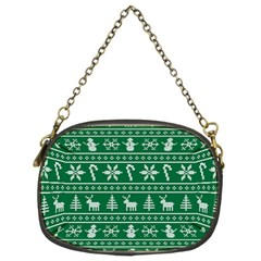 Ugly Christmas Chain Purses (Two Sides)