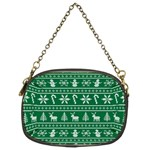 Ugly Christmas Chain Purses (Two Sides)  Front
