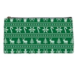 Ugly Christmas Pencil Cases Front