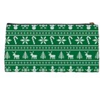 Ugly Christmas Pencil Cases Back