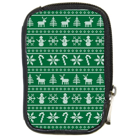 Ugly Christmas Compact Camera Cases