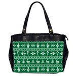 Ugly Christmas Office Handbags (2 Sides)  Front