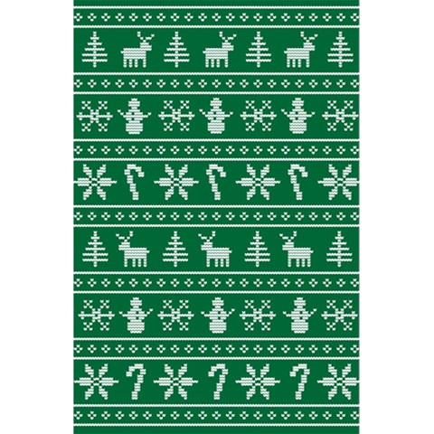 Ugly Christmas 5.5  x 8.5  Notebooks