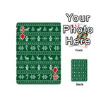Ugly Christmas Playing Cards 54 (Mini)  Front - Diamond5