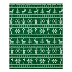 Ugly Christmas Shower Curtain 60  x 72  (Medium)  54.25 x65.71 Curtain