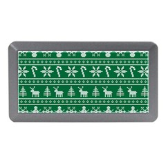 Ugly Christmas Memory Card Reader (Mini)