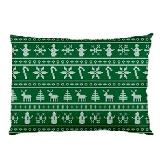 Ugly Christmas Pillow Case (Two Sides)